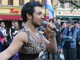 Trans*March Berlin: Cuando el género binario no nossirve