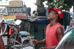 Una historia de amor y mendicidad en Cuba(+vídeo)