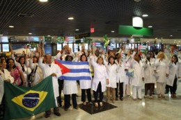 Me dicen Cuba: La historia de una médica cubana enBrasil