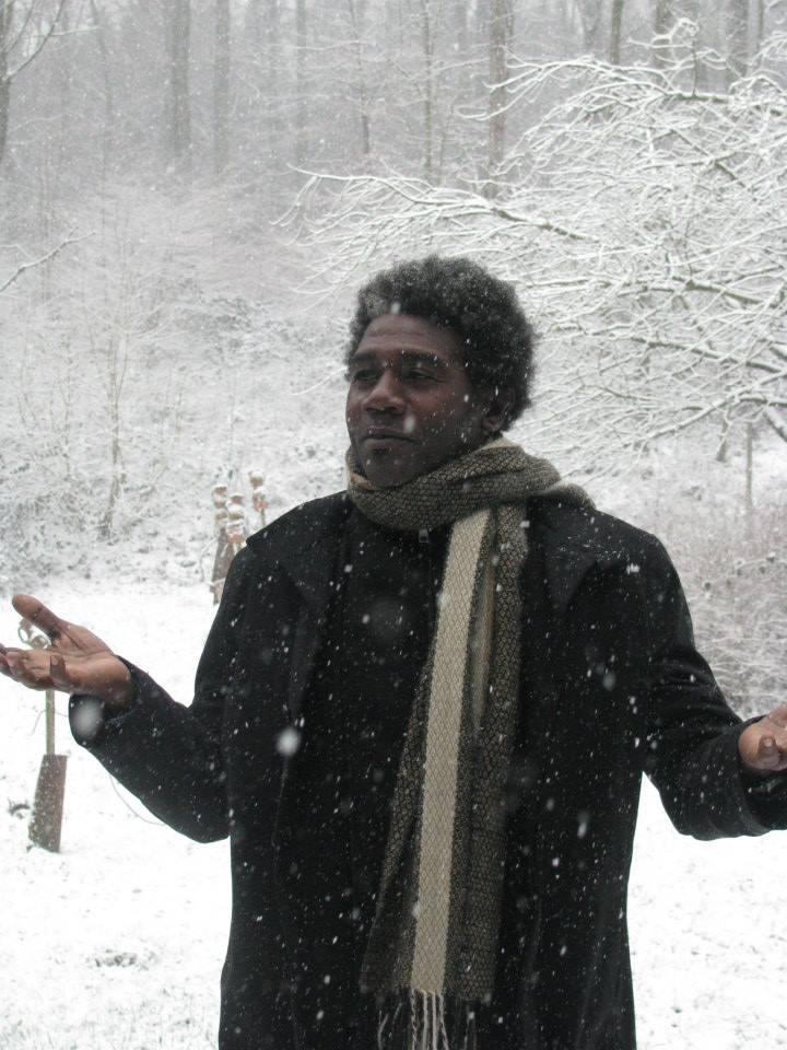 Roberto Zurbano en Bielefeld, Alemania