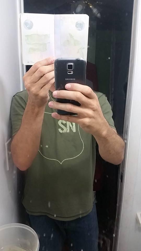 Siro Cuartel, el terror de la blogosfera cubana