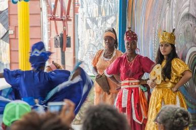 La danza en la religión afrocubana Regla de Ocha-Ifá(+vídeo)