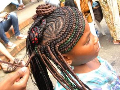 Mirarse ante el espejo. Estética e identidad de las mujeres con cabelloafro