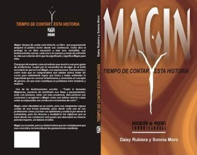 MAGIN invita a la presentación de su librotestimonial